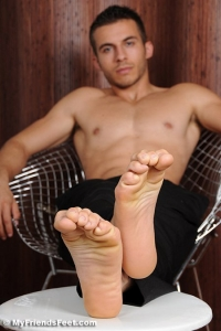 Michael Fitt My Friends Feet