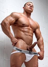 Papi Palermo Muscle Hunks