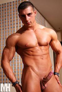Pascal Gericeau Muscle Hunks