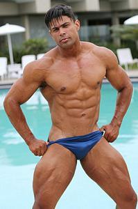 Ricardo Rey Muscle Hunks