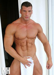 Tom Anderson Muscle Hunks