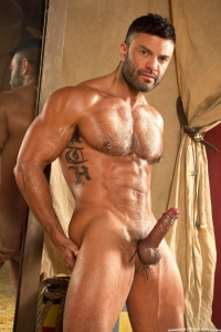 Rogan Richards Raging Stallion