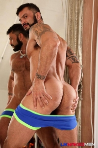 Rogan Richards UK Naked Men