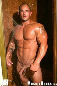 Troy Hammer Muscle Hunks