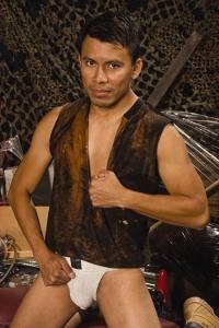 Ben Reyes Fisting Central