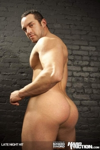 Ben Stone Raging Stallion