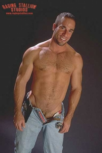 Brent Baines Raging Stallion