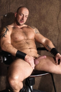 Brock Hatcher Raging Stallion