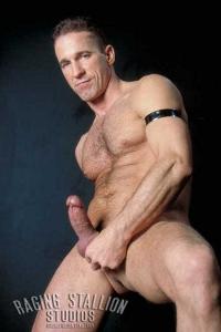 Bruce Jennings Raging Stallion