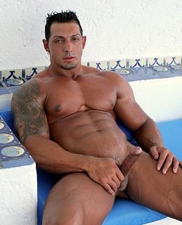 Ezequiel Martinez Muscle Hunks