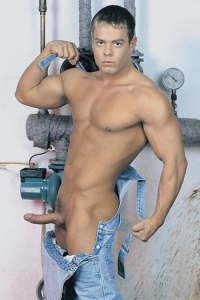 Adam Gosett Raging Stallion