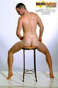 Andre Morais Raging Stallion