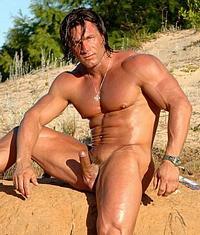 Daniel Morocco Muscle Hunks
