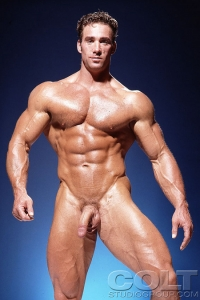 Billy Herrington Colt Studio Group