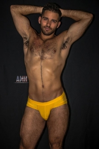 Jackson Grant American Muscle Hunks