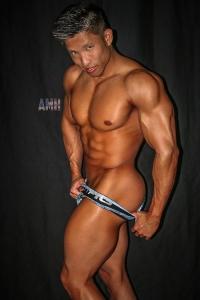 Jessie Lee American Muscle Hunks