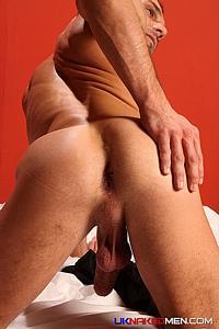 Nic James UK Naked Men