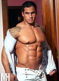 Samuel Vieira Muscle Hunks