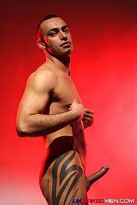Tony Thorn UK Naked Men