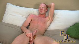Brek Williams Naked Frat House