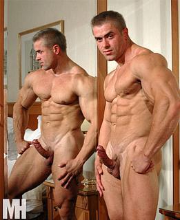 Claude Nikolae Muscle Hunks