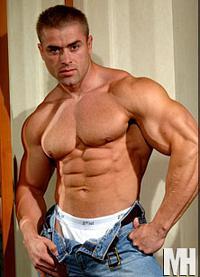 Claude Nikolae Muscle Hunks