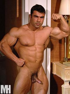 Eduardo Correa Muscle Hunks