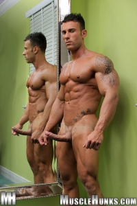 Gianluigi Volti Muscle Hunks