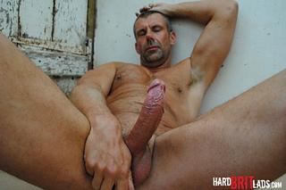 Jack Saxon Hard Brit Lads