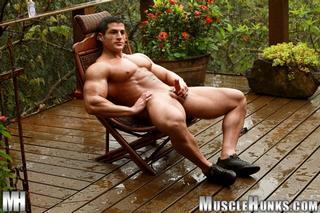 Amerigo Jackson Muscle Hunks