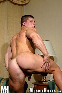 Arcady Zadrovich Muscle Hunks