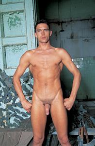 Brandon Babos Raging Stallion