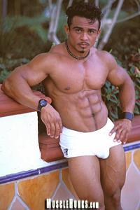 Carlos Botero Muscle Hunks