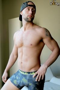 Chris Curl Gay Hoopla
