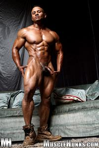 Devon Ford Muscle Hunks