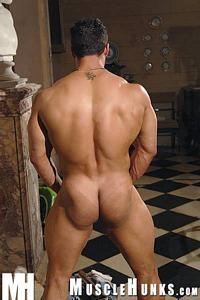 Dick Ruggerio Muscle Hunks
