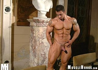 Dick Ruggerio Muscle Hunks