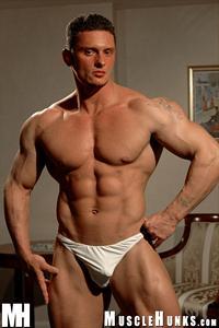 Dragos Milovich Muscle Hunks