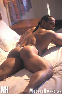 Emilio Santana Muscle Hunks