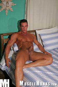 Herman Jurado Muscle Hunks
