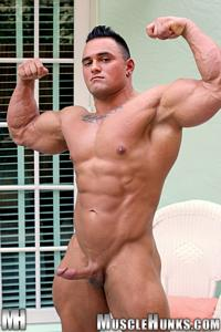 Jackson Gunn Muscle Hunks