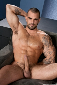 Damien Crosse Raging Stallion