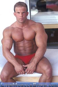 Derek Anthony Live Muscle Show