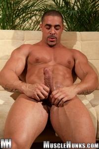 Eddie Camacho Muscle Hunks
