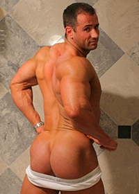 Gordon Burke Muscle Hunks