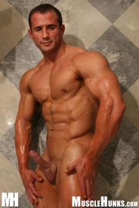 Gordon Burke Muscle Hunks