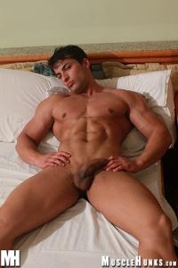 Benjamin Jackson Muscle Hunks