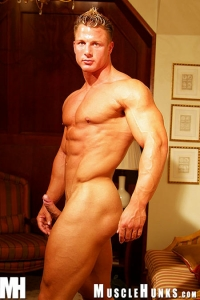 Christian Engel Muscle Hunks
