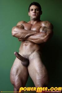 Clay Stone Power Men