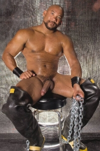 Erik Hunter Raging Stallion